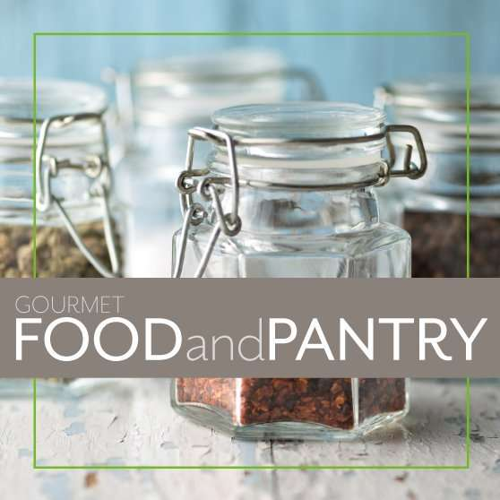 Gourmet Food and Pantry