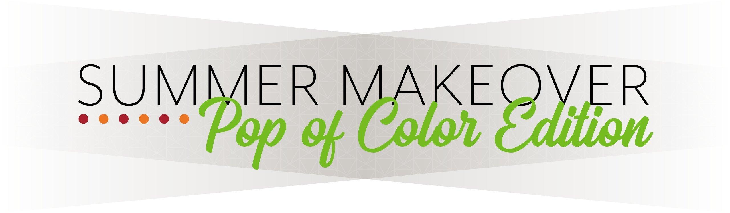 Pop of Color Edition
