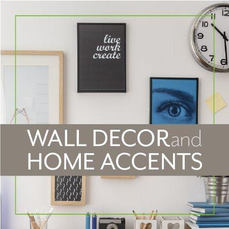 Wall Decor and Home Accents